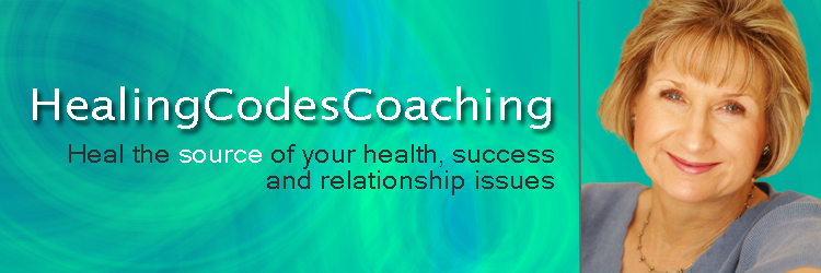Healing Codes Coaching: Heal the SOURCE of your health, success and relationship issues